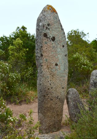 Menhirs Paddaghhu