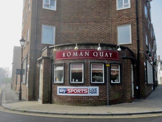 The Roman Quay
