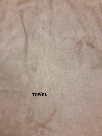 Howard International Hotel: TOWEL