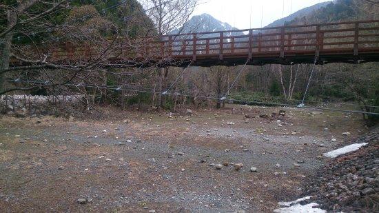 Yokoo Ohashi Bridge: 5月に訪れた横尾です。