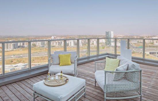 Ra'anana, Israel: Premium Room with Balcony view