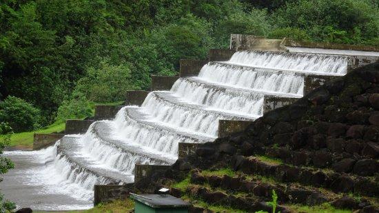 Arue, Französisch-Polynesien: chute eau