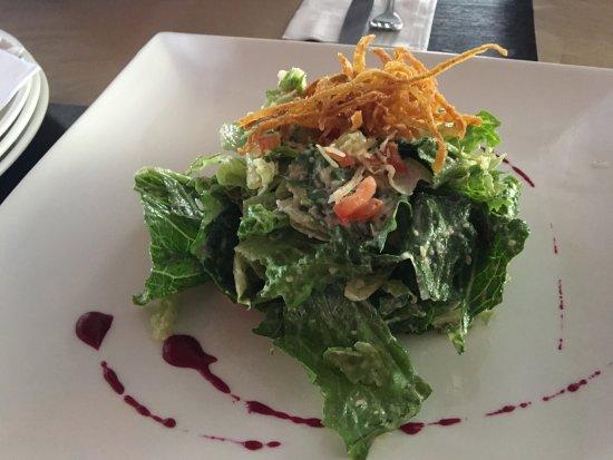 Katre Bistro: Awesome Caesar Salad!