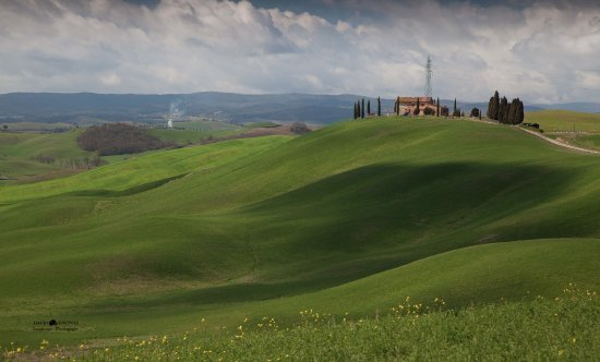 Asciano, Italien: perfecto lugar para perderse unos dias.
