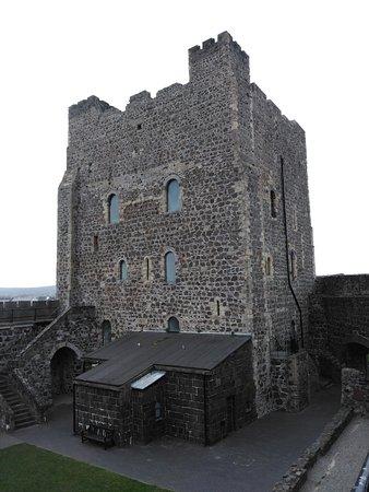 Antrim, UK: The Keep