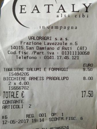 San Damiano d'Asti, Italië: IMG_20170524_115235_large.jpg
