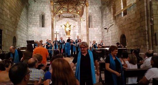 Santa Anna Church : GOSPEL A S.ANNA A BARCELONA