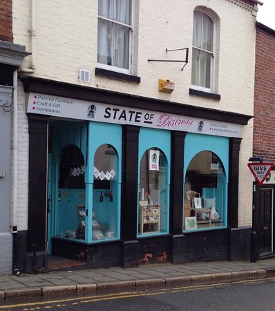 Ruthin, UK: State of Distress
