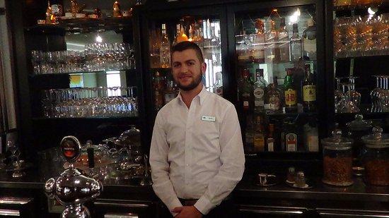 Islam Al Siouri, Barman, Dan Boutique Jerusalem