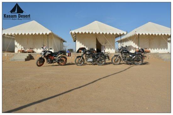 camel safari sam desert - Picture of Kasam Desert Safari