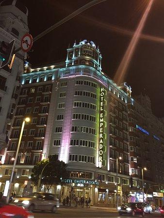 Picture Of Emperador Hotel Madrid Madrid