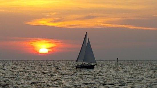 Hudson, Флорида: Boat watcihng