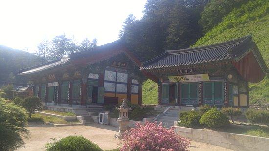 Pyeongchang-gun, Νότια Κορέα: temple4