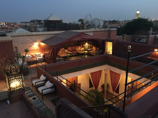 Riad Zohar: I forgot to mention the great rooftop terrace.