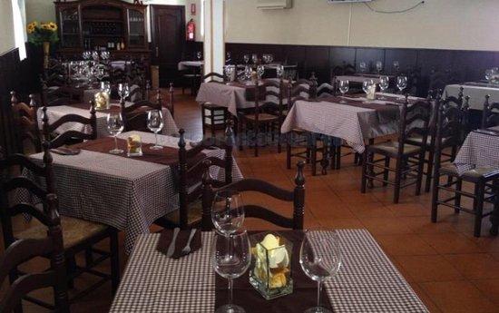 Carranque, İspanya: Comedor