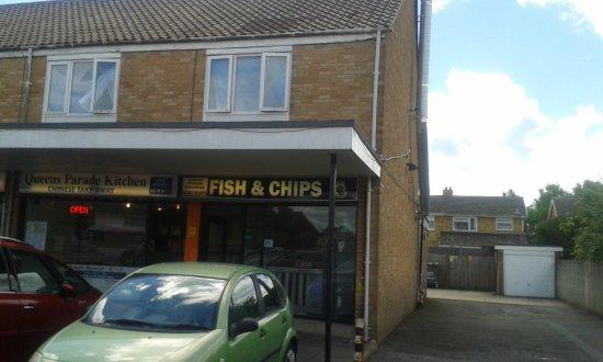 Gosport, UK: Shop Front