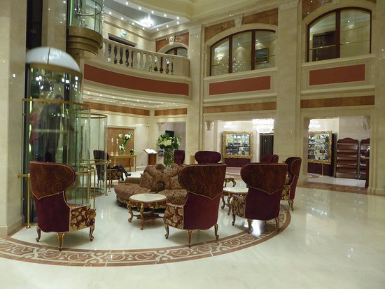 Premier Palace Hotel: Foyer Area