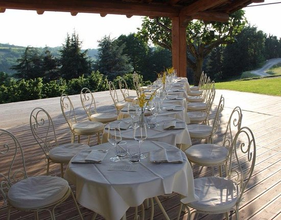 Borgomale, Italia: merenda sinoira