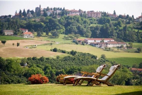 Borgomale, Italien: relax con vista