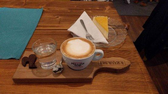 Nitra, Eslovaquia: Zuami Caffe