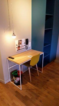 Kista, Suecia: Working area