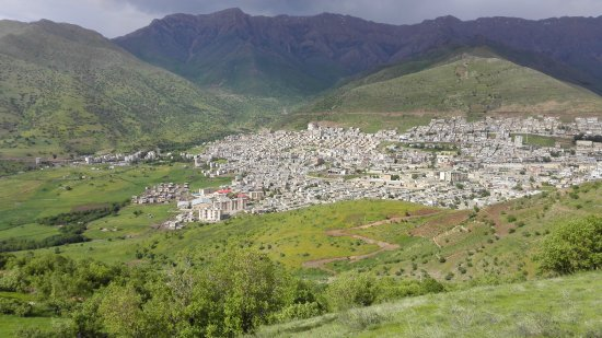 Paveh is a small is a small town in and the capital of Paveh County, Kermanshah Province, Iran.
