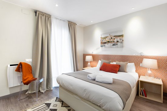 Mercedes Heritage Barcelona Apartments Luxury Apartment 2 Bedroom With Terrace