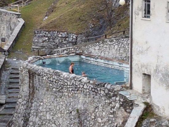 Valdidentro, İtalya: vasca esterna
