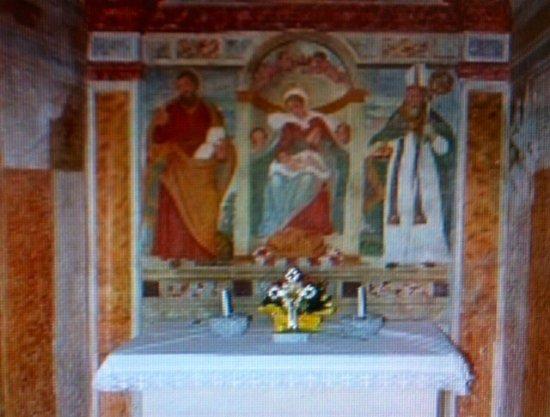 Chiesetta di San Marco di Mure