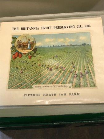 Essex, UK: Originally the Britannia Fruit Co.
