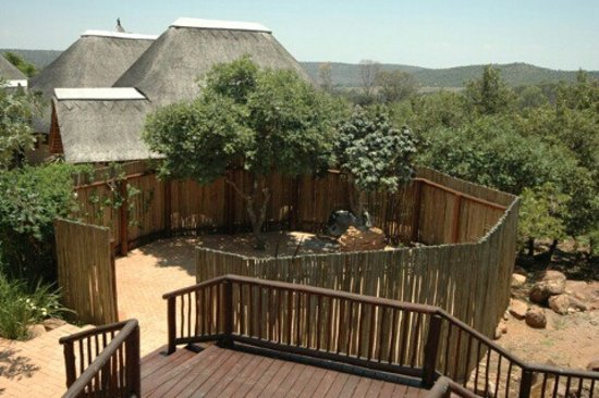 Vaalwater, South Africa: Boma
