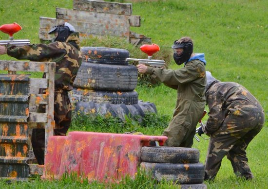 Image result for paintball kilkenny