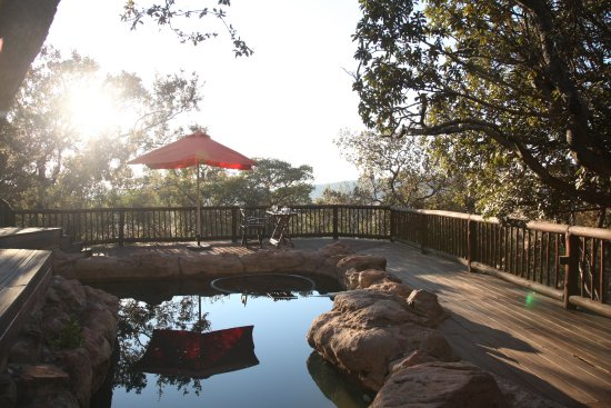 Vaalwater, South Africa: Pool
