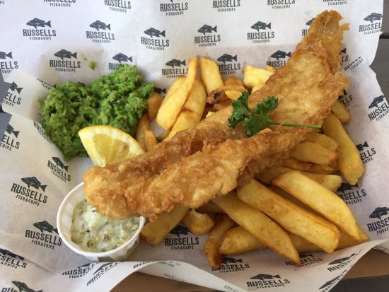 Russell's Fish & Chips: photo8.jpg