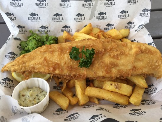 Russell's Fish & Chips: photo9.jpg