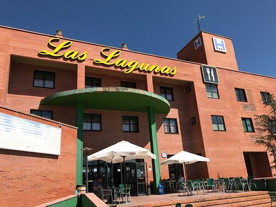 Las Lagunas