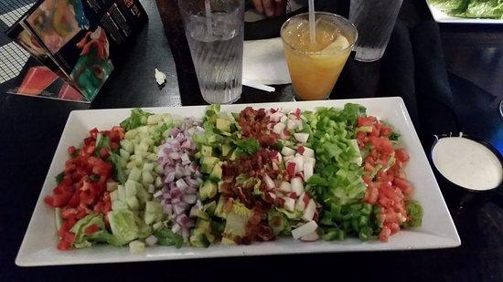 Springdale, OH: Lawn Mower Salad