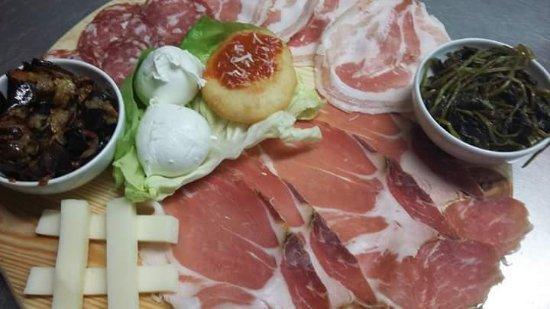 Sarno, Ιταλία: La Tavernetta