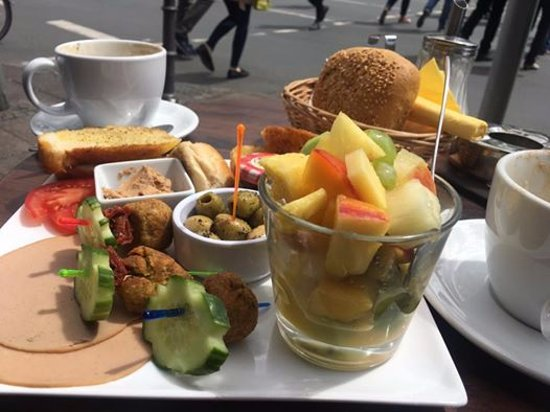 Best Cafe Bar In Frankfurt