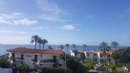 Apartamentos Montemar: Estupendas vistas desde la terraza ¡