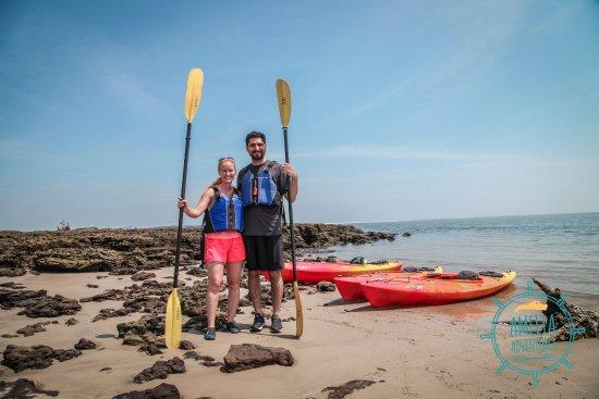 Fernandina Beach, FL: Kayak Amelia Island on Amelia Adventures Talbot Island Tour