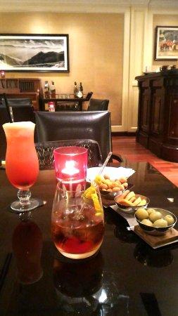 Sofitel Buenos Aires Arroyo : Excelentes drinques !