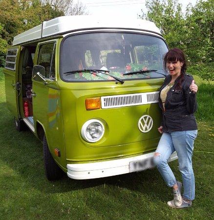Isleham, UK: Great camping trip!