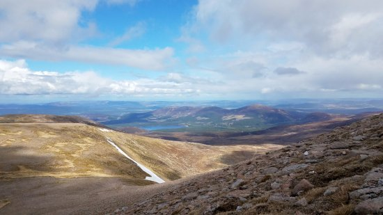 Aviemore, UK: Hike at Cairngorms
