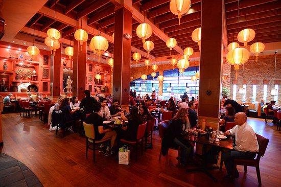 Molly Woo's Asian Bistro, Columbus - Menu, Prices
