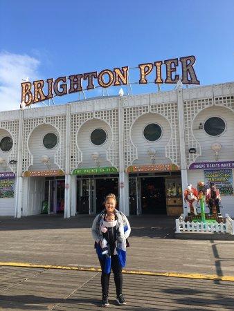 Brighton Palace Pier : photo1.jpg