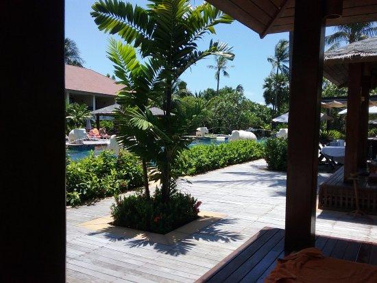 Bandara Resort & Spa: A little taste of the main pool area