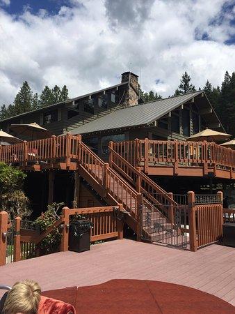 Zdjęcie Mountain Home Lodge