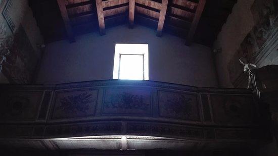 Montemerano, Italy: interno