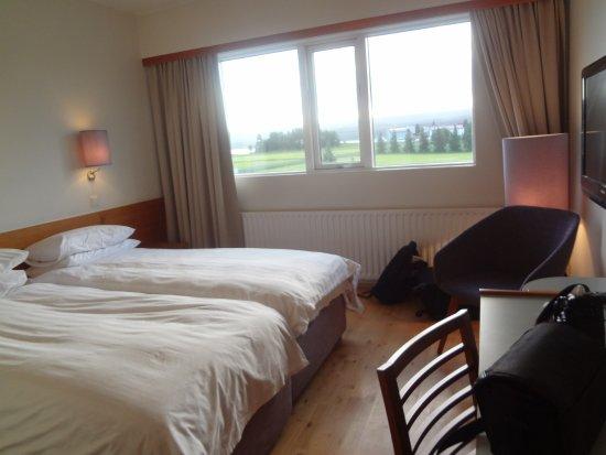 Egilsstadir, Iceland: Room 216, very comfortable